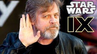 Luke Skywalker's Return Confirmed By Amazon for Episode 9! IS THIS LEGIT? Star Wars Explained
