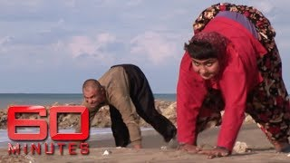 Remote village where people walk on all fours | 60 Minutes Australia