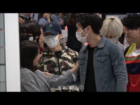 Super Junior Siwon and Red Velvet Yeri moments    Oppa Dongsaeng