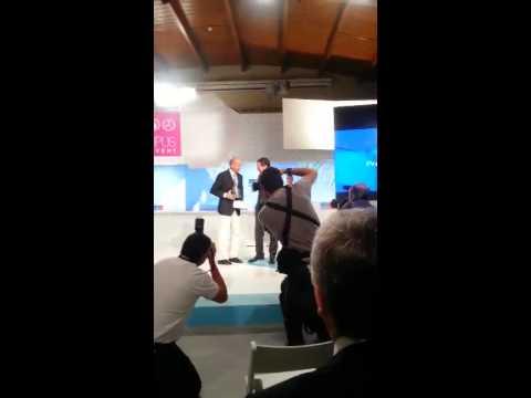 Aquareturn en la Entrega Premio Innova Aquae
