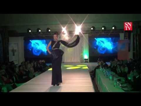 مهرجان الأزياء في تونس 2014 – مسابقة المصممين الشباب – القسم الثاني