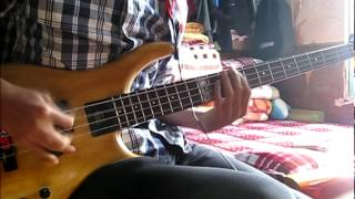 Finesse - Bruno Mars [Bass cover]