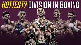 Boxing's Lightweight Division: Lomachenko vs. Lopez, Davis, Garcia & Haney (2020)