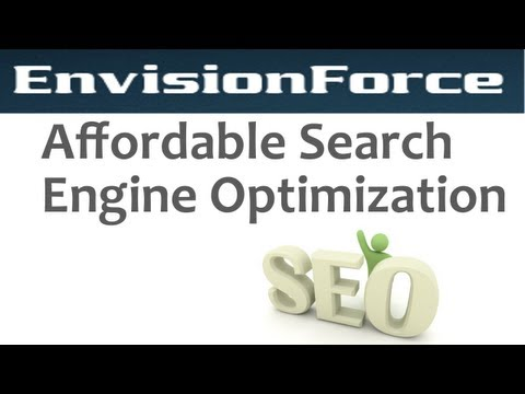Affordable Search Engine Optimization To Get Your Business Ranked