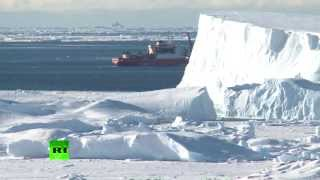 Antarctica: Ready for winter. Antarctic winter is coming: research crews prepare Russia's stations