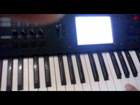 sonidos de cumbia para korg m50