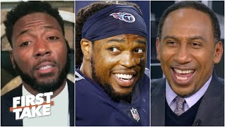 'I was wrong' - Ryan Clark apologizes to Titans RB Derrick Henry | First Take
