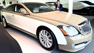 MAYBACH 57S Coupe by Gaddafi - $1,000,000 VIP KING 1 of 8 FULL Review Interior Exterior