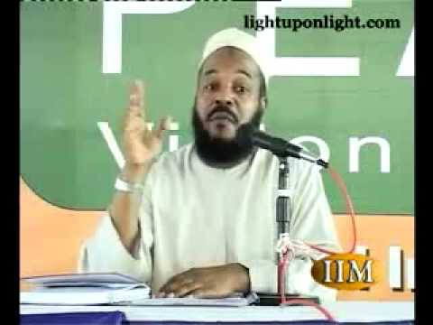 Da'wah Training Course -Dr Bilal Philips - Part 10/13