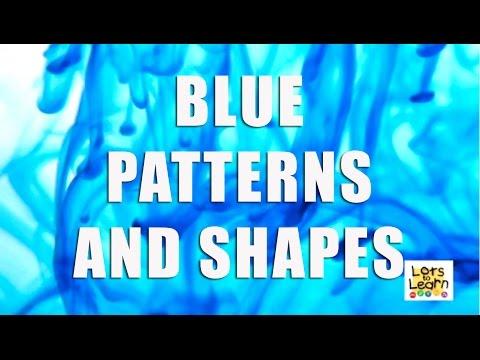 Lots To Learn Preschool Video   - Blue Lady