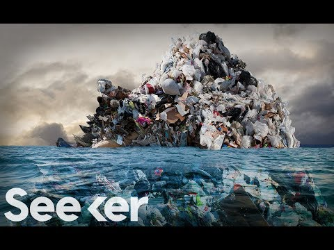 The Great Pacific Garbage Patch Is Not What You Think