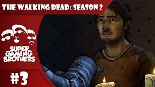 SGB Play: The Walking Dead: Season 2 - Part 3 | Still. Not. Bitten