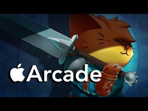 30 More Confirmed Apple Arcade Games