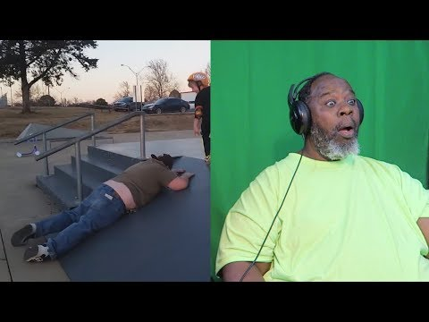 Dad Reacts to Try Not to Laugh Challenge! (Best Funny Fails Compilation)