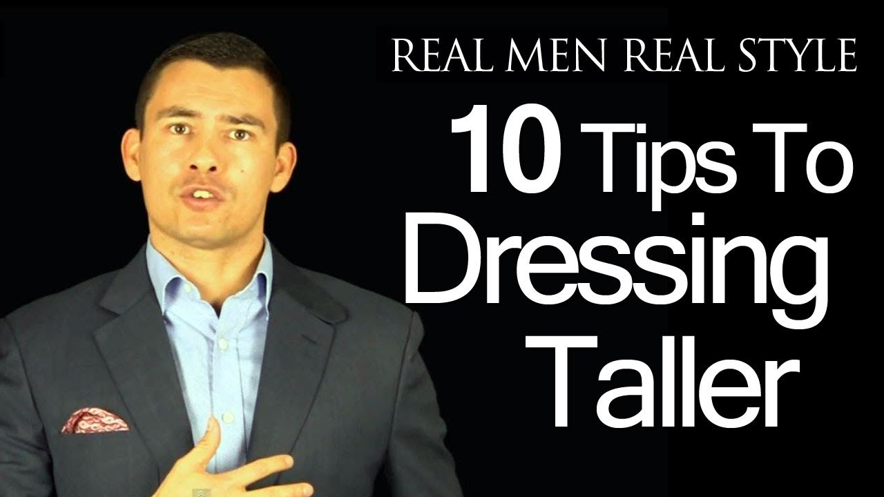 10 Tips For Short Men