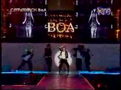 BoA- Come Back Concert (HQ)