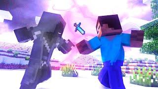 Minecraft Fight Animation - Herobrine