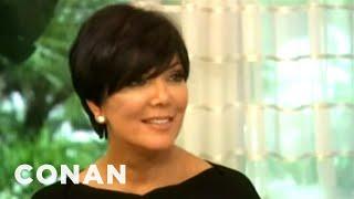 Kardashian Mom Comes Clean To Oprah - CONAN on TBS