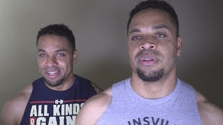 What Is The Best Bodybuilding Routine @hodgetwins