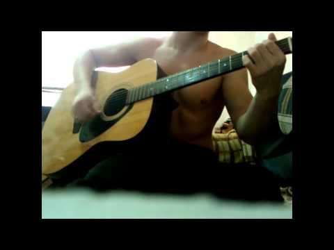 С. Васюта и гр. Сладкий сон - На белом покрывале января на гитаре, guitar cover.