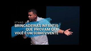 Stand Up -Thiago Carmona