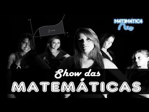 Baixar SHOW DAS MATEMÁTICAS - Paródia de Anitta - SHOW DAS PODEROSAS (OFICIAL)