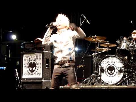 Powerman 5000 - Show Me What You've Got - Live HD 4-25-13