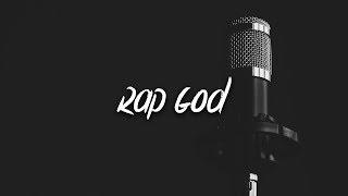 Dax - Rap God (Lyrics / Lyric Video)