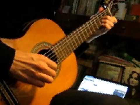 Женюсь (Андрей Миронов) - переложение для гитары