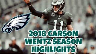 2018 Carson Wentz Highlights