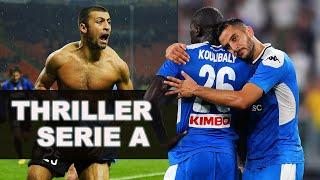 6 Partite Indimenticabili e Thriller in Serie A 2010/2021 (HD)