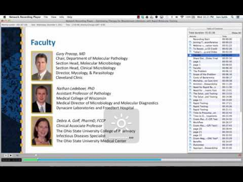 Each Hour Counts: Optimizing Therapy for Bloodstream Infections with Rapid Molecular Testing