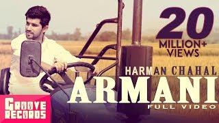 Armani - Harman Chahal