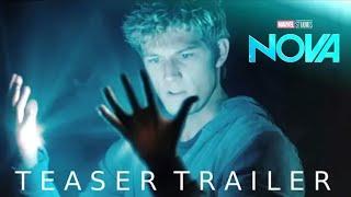 Marvel's NOVA - Teaser Trailer [HD] MCU PHASE 4 NEW Superhero Action Movie Concept HD