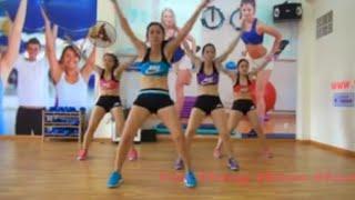 bài tập aerobic - thể dục thẩm mỹ 4 - Vóc Dáng Hoàn Hảo
