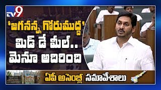 AP CM Jagan on Amma Vodi scheme in AP Assembly..