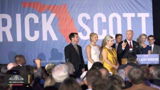 Governor Scott's Win in Florida Provides Lessons for 2016 - TOI