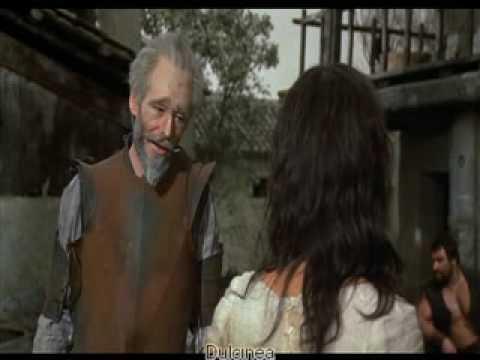 Man of La Mancha - Dulcinea ( hun sub )