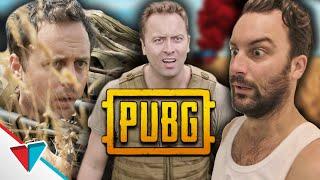 PUBG Logic Supercut 2 (more funny skits about Playerunknowns battlegrounds)   Viva La Dirt League