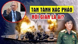 Hèn tướng RÒ RỈ tin mật cho TQ: Nga có xứng là đồng minh của Việt Nam không?