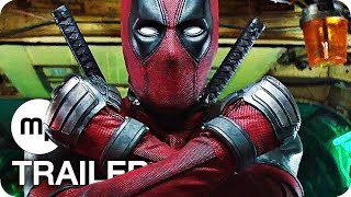 Deadpool 2 Trailer 3 German Deut HD