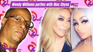 Wendy Williams Sheds Tears While Recalling Her Fun Outing With Blac Chyna And Her Son!