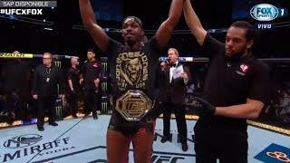UFC 235: Jon Jones vs Anthony Smith - UFC 235 Las Vegas | UFC 235 Resultados