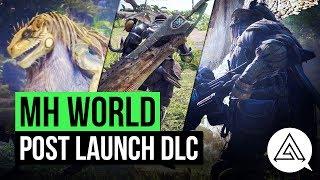Monster Hunter World | Post Launch DLC, Open Multiplayer & More!
