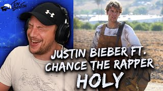 Justin Bieber - Holy ft. Chance The Rapper REACTION!!!