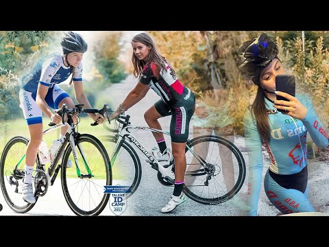 """Francesca Meazzo a """"Cicliste in streaming"""""""