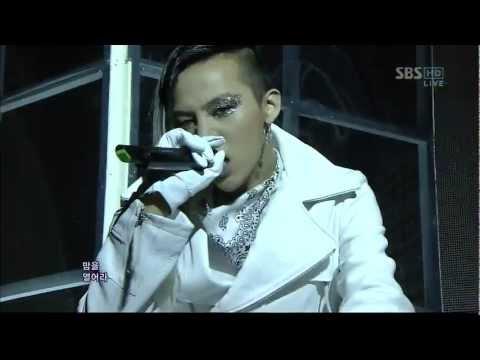 BIGBANG_0401_SBS Inkigayo_FANTASTIC BABY