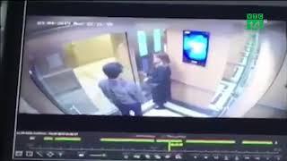 Đối tượng sàm sỡ nữ sinh trong thang máy vẫn chưa xin lỗi | VTC14 - YouTube