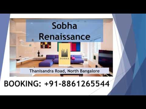 Sobha Renaissance Prelaunch Apartment Bangalore