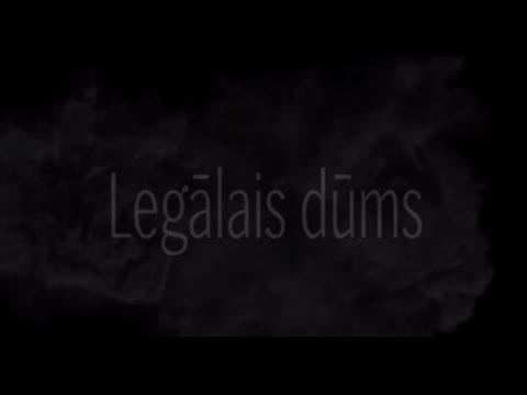 LEGĀLAIS DŪMS (Dokumentāla īsfilma,EDART.TV)